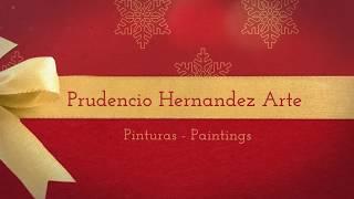 Prudencio Hernandez ya pinta las fiestas...