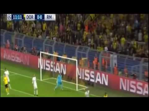 Borussia Dortmund vs Real Madrid 2-2 All Goals & Extended Highlights (Champions League) HD