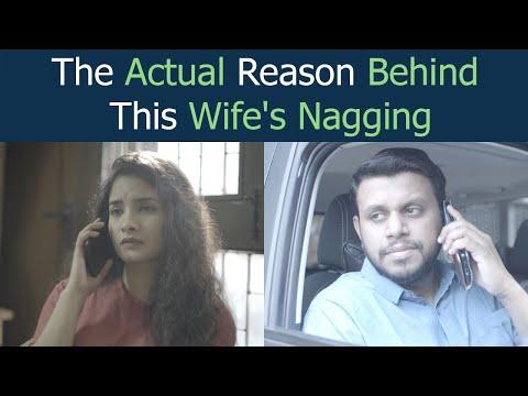 The Actual Reason Behind This Wife's Nagging | Nijo Jonson- Storyteller