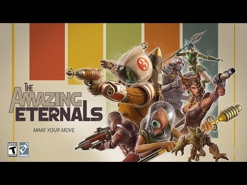 Video - The Amazing Eternals: Νέος τίτλος από τους δημιουργούς του Warframe