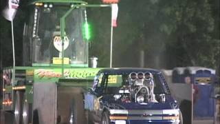 Ardmore (TN) United States  City pictures : Super Modified Two Wheel Drive Trucks at Ardmore, TN (6/21/14)