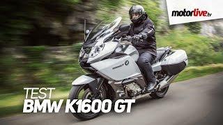 9. TEST | BMW K1600 GT