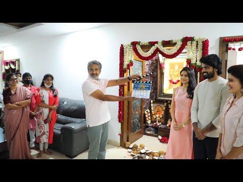 Mathu Vadalara Fame Sri Simha New Movie Launch Video   Rajamouli   Manastars