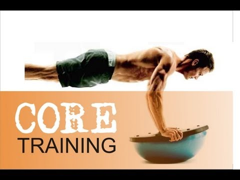 Video Tutorial Rutina de Entrenamiento de los Abdominales y Core