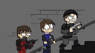 Achievement Hunter Animated  - Angry Ray