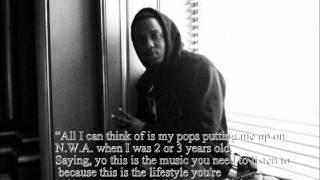 Kendrick Lamar- Enjoy Life