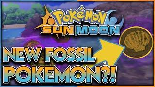 NEW FOSSIL POKEMON IN POKEMON SUN AND MOON!? Pokémon Sun and Pokémon Moon Discussion and Theory by aDrive