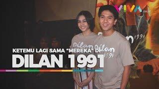 Video JANGAN NGIRI! Ketemu Sama Iqbaal & Vanesha di Peluncuran Trailer Dilan 1991!! MP3, 3GP, MP4, WEBM, AVI, FLV Januari 2019