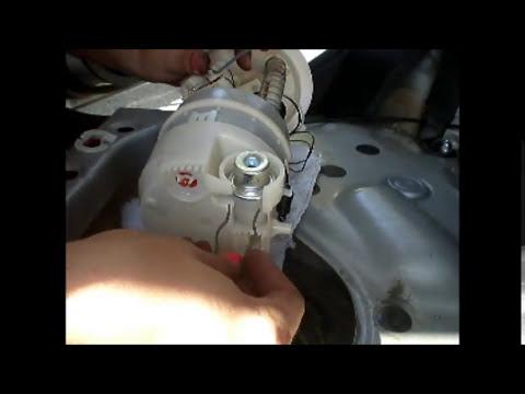 DIY: Nissan Versa Fuel Pressure Regulator Repair