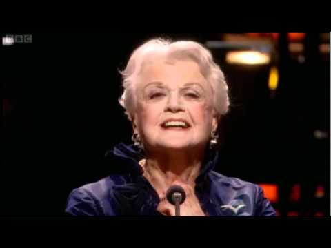 "Olivier Awards Sondheim Tribute Part 1: Angela Lansbury sings ""Liaisons"""