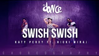 Video Swish Swish - Katy Perry ft. Nicki Minaj (Choreography)  FitDance Life MP3, 3GP, MP4, WEBM, AVI, FLV Januari 2018