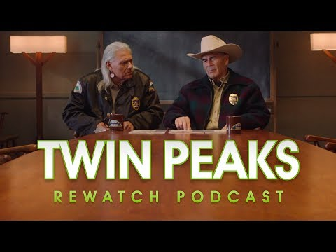 Twin Peaks S3 Ep. 7 Discussion (Twin Peaks Rewatch Podcast)