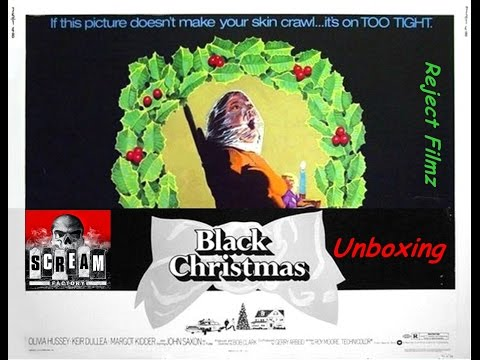 Scream Factory Unboxing - Black Christmas (1974) Collectors Edition