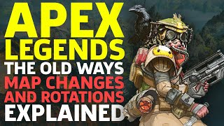Apex Legends: The Old Ways - Map Changes & Rotations Explained by GameSpot