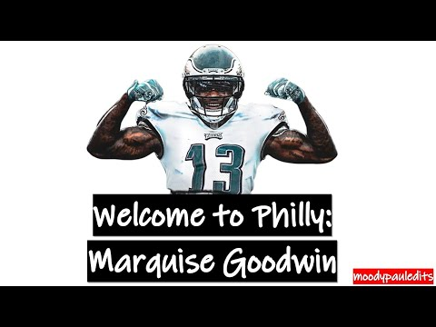 Marquise Goodwin Ultimate Career Highlights - Welcome to Philly! [HD]