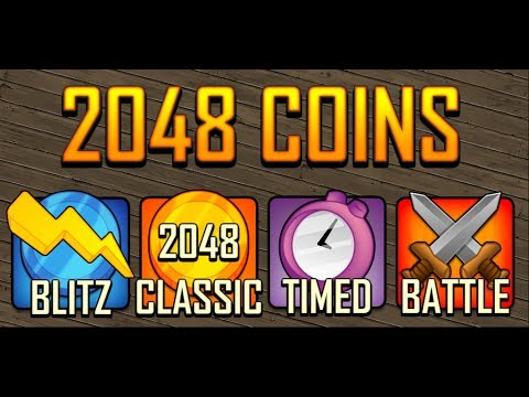 Video of 2048 Coins