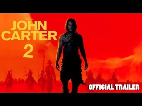 "John Carter 2 ""Ruinas de marte""/Official Trailer (Fan Made)"