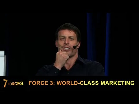 Business Mastery Force 3: World-Class Marketing