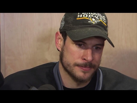 Video: Crosby on Malkin: Fortunate to have played with him for this long