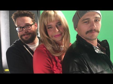 Seth Rogen & James Franco - PubLIZity Interview