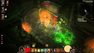 Diablo III - Let's Play Monk #17