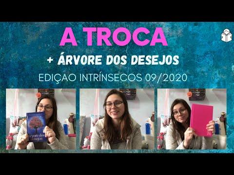 A TROCA - BETH O' LEARY + �RVORE DOS DESEJOS - Edição Intrínsecos