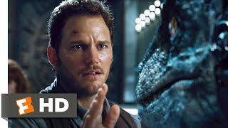 Nonton Jurassic World  2015    Raptors Vs  Indominus Scene  8 10    Movieclips Film Subtitle Indonesia Streaming Movie Download