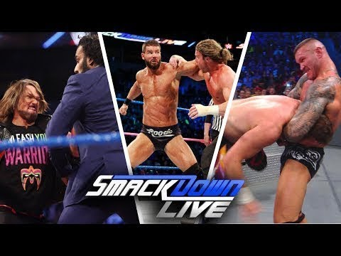 WWE Smackdown 10 17 2017 Highlights HD , WWE Smackdown 17 October 2017 Highlights HD