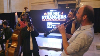 Go inside the The Music of Strangers: Yo-Yo Ma & The Silk Road Ensemble Interactive Experience at Grand Central Station in New York. The Music of Strangers: Yo-Yo Ma & The Silk Road Ensemble, an uplifting portrait of the international music collective created by renowned cellist Yo-Yo Ma, is now streaming on HBO.Subscribe to the HBO Docs YouTube: http://itsh.bo/10r45k3HBO Docs on Facebook: https://www.facebook.com/hbodocsHBO Docs on Twitter: https://twitter.com/HBODocs HBO Documentary Films homepage: http://itsh.bo/I83ODm.HBO Documentary Films on HBO GO® http://itsh.bo/kUIs4w.HBO Documentary Films on Connect: http://connect.hbo.com/documentariesIt's HBO.Connect with HBO OnlineFind HBO on Facebook: http://Facebook.com/HBOFollow @HBO on Twitter: http://Twitter.com/HBOFind HBO on Youtube: http://Youtube.com/HBOFind HBO Official Site: http://HBO.comFind HBO Connect: http://Connect.hbo.comFind HBO GO: http://HBOGO.comFind HBO on Instagram: http://Instagram.com/hboFind HBO on Foursquare: http://Foursquare.com/hboCheck out other HBO ChannelsHBO: http://www.youtube.com/hboGame of Thrones: http://www.youtube.com/GameofThrones True Blood: http://www.youtube.com/trueblood HBO Sports: http://www.youtube.com/HBOsports Real Time with Bill Maher: http://www.youtube.com/RealTime Cinemax: http://www.youtube.com/Cinemax HBO Latino: http://www.youtube.com/HBOLatino