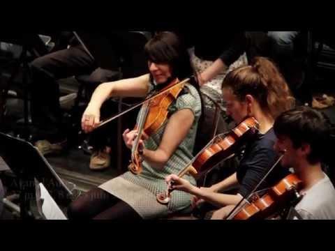 Une saison avec l'Orchestre Victor Hugo Franche-Comté