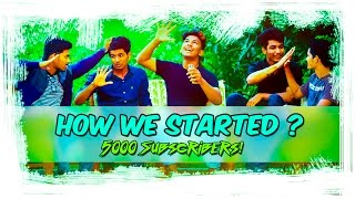 How We Started ? || 5000 Subscribers || Warangal Diaries || What We Are ?