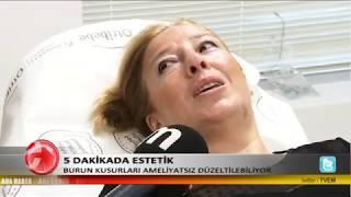 Dünyayı Şaşırtan Türk Doktor - Burun Estetik Ameliyatı 5 DK