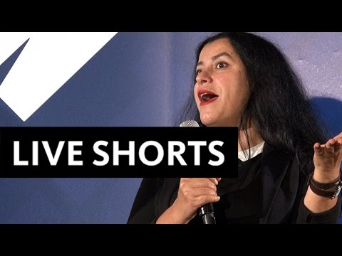 How Dostoevsky Changed My Life | Marjane Satrapi LIVE from the NYPL