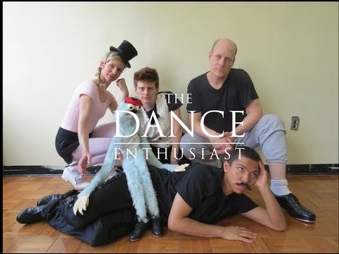 "New York Dance Up Close: Characters in the ""House of Dance"""