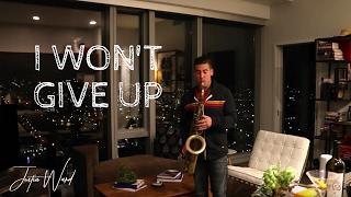 Justin Ward- I Won't Give Up (Jason Mraz)