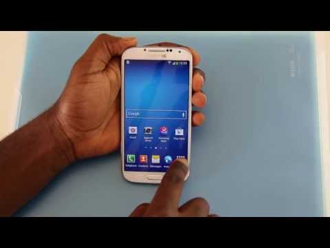 comment prendre screenshot samsung galaxy s4