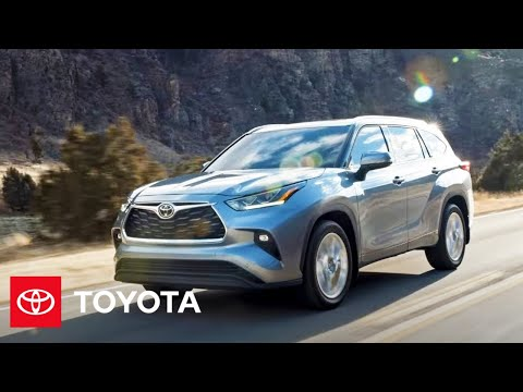 2021 Highlander Overview   Specs & Features   Toyota