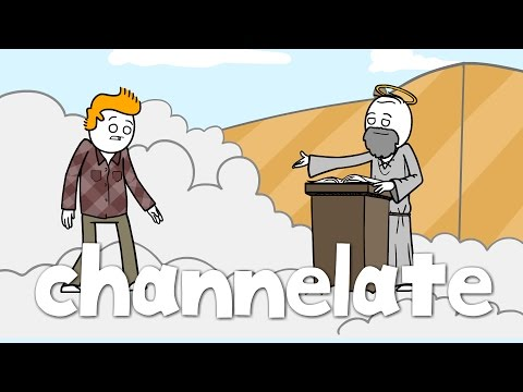 Explosm Presents: Channelate - This Close