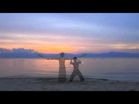 Sunset Poi Flow (Cebu, Philippines)