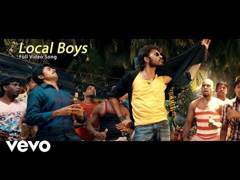 Video Ethir Neechal - Local Boys Video | Dhanush, Sivakarthikeyan download in MP3, 3GP, MP4, WEBM, AVI, FLV January 2017