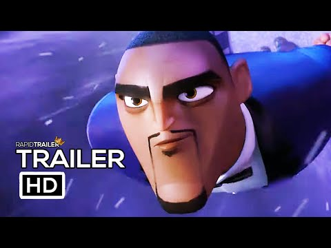 SPIES IN DISGUISE Official Trailer #3 (2019) Will Smith, Tom Holland Animated Movie HD