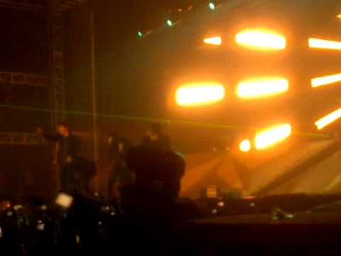 [FANCAM] 2011 2PM Hands Up Asia Tour Jakarta, 111111  -  Again and Again