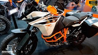 2. (4K)KTM 1090 ADVENTURE R 2018 KTM�イク1090アドベン�ャーR - 大阪モーターサイクルショー2018