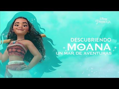 Descubriendo Moana: un Mar de Aventuras   Disney Princesa