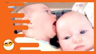 Video Cute Twins Babies Fighting -  Funny babies videos MP3, 3GP, MP4, WEBM, AVI, FLV Juli 2019