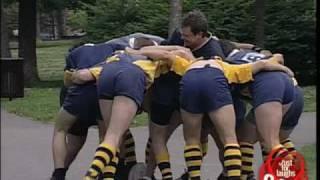 Rugby Prank