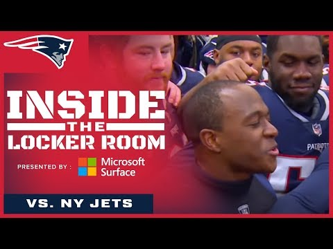 Bill Belichick Locker Room Speech