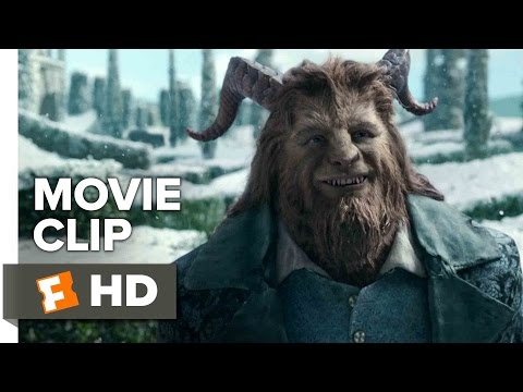 Beauty and the Beast (2017) (Clip 'Something There')