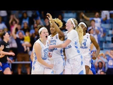 UNC Women's Basketball: Kea Leads Tar Heels Over No.15 Duke in OT
