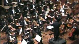 Kamillo Lendvay: Concerto for Saxophone Soprano and Symphony Orchester with Female Choir - PART 1